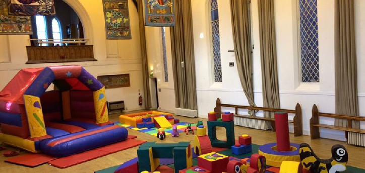 Children's party room hire